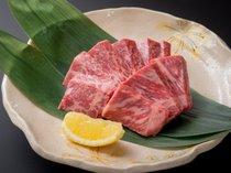 【霜降り上州牛ステーキ150g付き!】『温石焼』で溢れだす肉汁とトロける上州牛の旨みを食べ尽くす!のイメージ画像