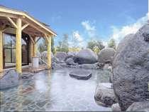 立山吉峰温泉 立山グリーンパーク吉峰(旧よしみね山荘)の写真