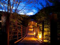一万坪に佇む全室露天風呂付き離れ ゆふいん月燈庵の施設写真1