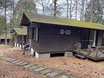 山中湖 ロッヂ花月園 〈貸別荘コテージ〉の施設写真1
