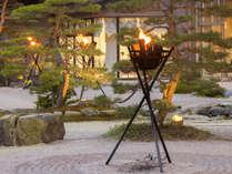 曲水の庭 ホテル玉泉の写真