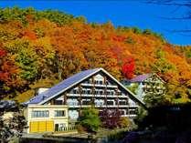 蓼科温泉ホテル親湯 山と渓流に抱かれた露天風呂の宿の写真