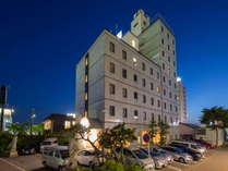 アパホテル〈燕三条駅前〉の施設写真1