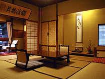 気軽に一万円台で老舗正統派旅館を満喫!のイメージ画像