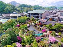 ホテルサンバレー伊豆長岡 本館の写真