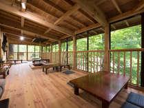 裏五頭山荘の施設写真1
