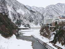 旬菜食楽黒部渓谷絶景の宿 延対寺荘の写真