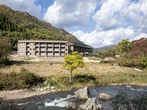 ~日頃の疲れを癒し里山リゾートでプチ贅沢を~国民宿舎 清嵐荘の施設写真1