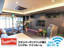 ホテルリブマックス新潟長岡駅前の施設写真1