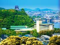 名鉄犬山ホテルの写真