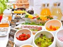 【Springキャンペーン!】30種類の朝食バイキング付き★期間限定○1泊朝食付き