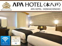 アパホテル〈本八戸〉の施設写真1