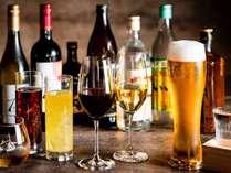 【ハッピープラン[A]】ランクアップ+飲み放題のイメージ画像