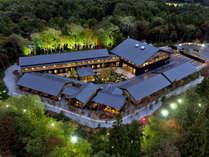 ホテル四季の館那須(2018年10月11日グランドオープン)の施設写真1
