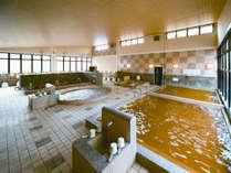 大深度地熱温泉のスーパー銭湯&ビジネスホテル 明野アサヒ温泉の施設写真1