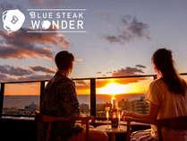 BLUE STEAK WONDER 沖縄北谷 2020年12月オープン!の施設写真1