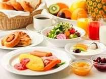 早期割60●60日前までの早期予約割引プラン/ブッフェ朝食付きのイメージ画像