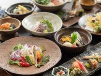 湯原温泉 八景 ~50種類以上の野菜が味わえる料理のお宿~の施設写真1