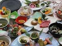 【ポイント10%UP】※《基本プラン》山形郷土料理会席膳「こもれびプラン」