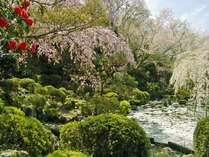 竹林院群芳園の施設写真1
