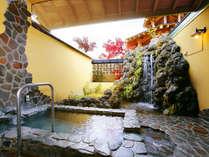 11種類の貸切露天風呂 水上高原/奥利根温泉 ホテルサンバードの施設写真1