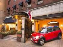 神戸トアロード ホテル山楽の施設写真1
