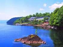 丸駒温泉旅館の写真