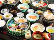 """◆一泊朝食プラン◇◆寝起きの体に""""じ~んわり""""染みこむ和朝食。当日21時予約、22時到着迄OK♪のイメージ画像"""
