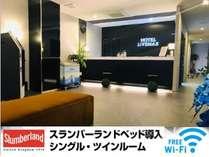 ホテルリブマックス名古屋桜通口 駐車場