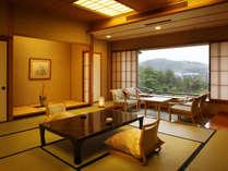 ご夕食は個室確約!量より質の美食会席☆贅沢ゆとり旅プランのイメージ画像