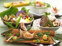 【白身魚の王様☆のどぐろ塩焼き&お造り】日本海の海の幸を堪能☆極旨のどぐろプランのイメージ画像