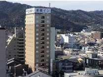 東横INN京都琵琶湖大津の施設写真1