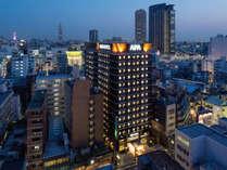 アパホテル<なんば駅東>の写真