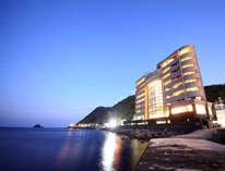 ラグジュアリー 和 ホテル 風の薫UMIの写真