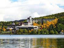 温泉&和洋中バイキング 白樺湖 白樺リゾート 池の平ホテルの写真