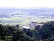 筑波山温泉 彩香の宿一望の施設写真1