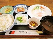 ≪朝食付≫評判の「能登米」使用!和定食で元気に1日をスタート(4,950円~)のイメージ画像