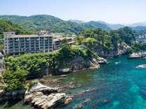 堂ヶ島 アクーユ三四郎の写真