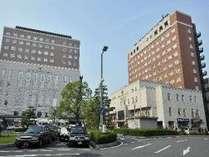JR草津駅から 30 秒! ホテル ボストンプラザ草津の写真
