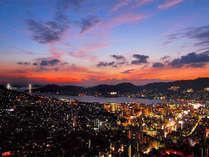 世界新三大夜景の煌めきを一望できる宿 矢太樓・矢太樓南館の施設写真1