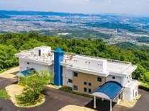 the view 瀬戸内 -2018年7月OPEN-山頂に佇む星と絶景を愉しむ宿の写真