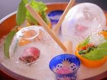 【風里1番人気!】 温もり暖かい宿で「新菜野料理」に舌鼓