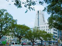 ホテルスカイタワー宮崎駅前の写真
