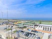 内灘町サイクリングターミナルの写真