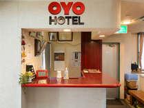 OYOホテル サンシティ小山の施設写真1