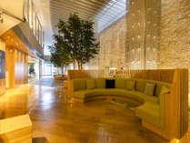 テンザ ホテル・仙台ステーション(旧ホテルレオパレス仙台)の施設写真1