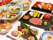 【匠会席】ウニやシャトーブリアンなど、料理長のこだわり食材を使用!美榛苑で食を堪能♪のイメージ画像