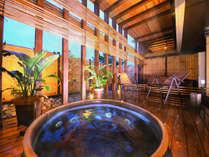 【グリーンホテルYes近江八幡】露天風呂 大浴場&名物朝カレーの施設写真1