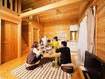 理想郷貸別荘の施設写真1