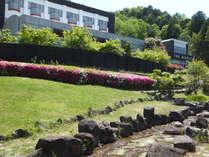 里山の自然と温泉を楽しめる宿 高原ロッジ メープル猪名川の施設写真1